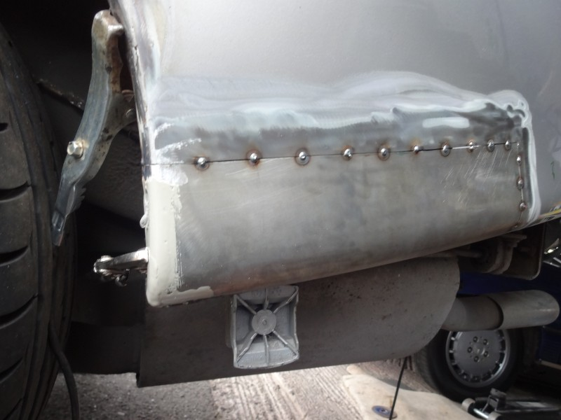 Rear Wing Patch Page 2 Mig Welding Forum