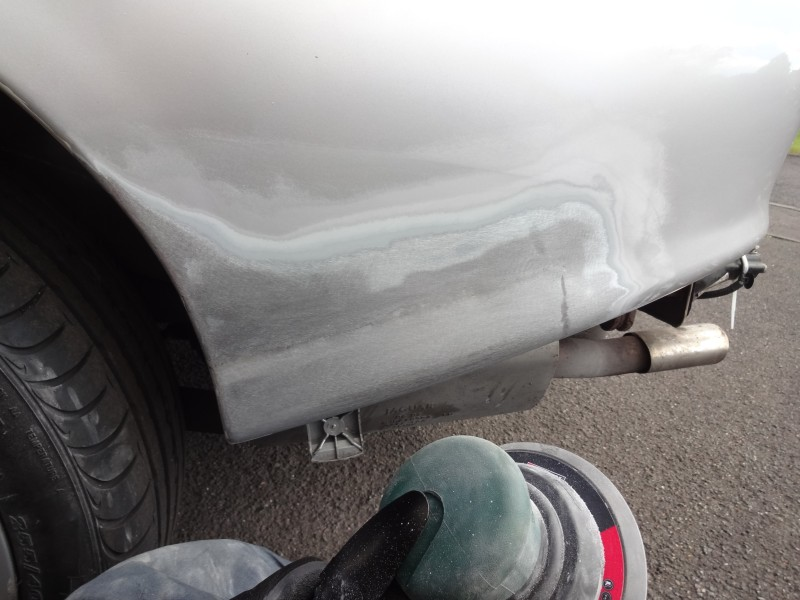 Should I use an epoxy primer before using body filler?   MIG